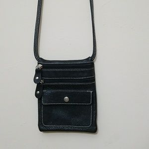Roots Crossbody Pouch